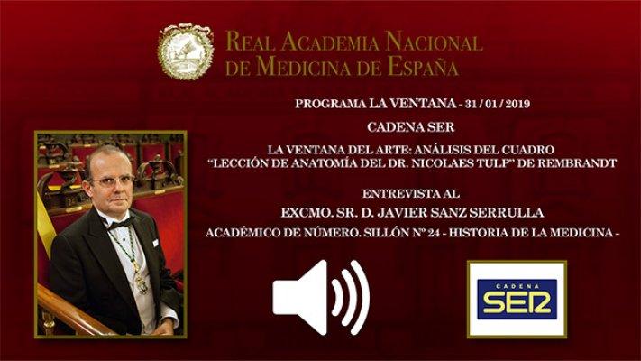 La Ventana En Cadena Ser 31 01 2019 Entrevista Al Excmo Sr D